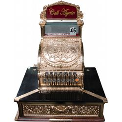 Restored Model 323 Rare National Cash Register