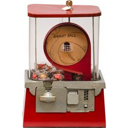 "Coin-Op ""Multi-Vendor"" Basket-Ball Skill Shot Vending"