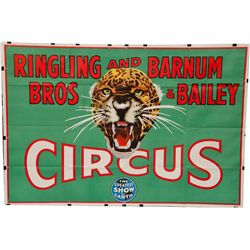 Original Ringling Bros. And Barnum & Bailey Circus Larg