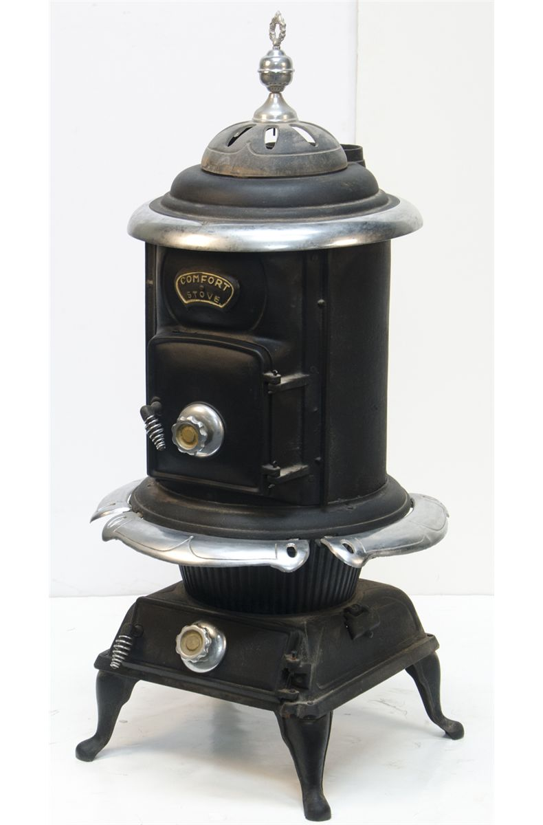 Cast-Iron Pot Belly Comfort Stove