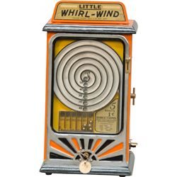 1 Cent Little Whirl-Wind Trade Stimulator w/Key