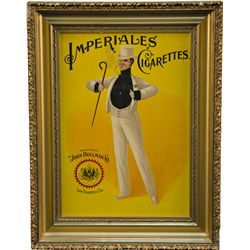 Imperiales Cigarettes Print, The John Bollman Co. San F