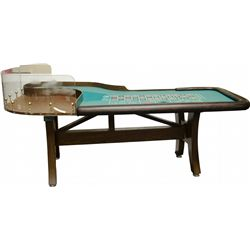Roulette Gambling Table