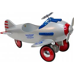 Pursuit U.S. Army Child's Metal Airplane Reproduction w
