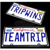 Herbie Fully Loaded - Trip Murphy's License Plates (Matt Dillon)