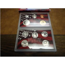 2003 US SILVER PROOF SET (WITH BOX)