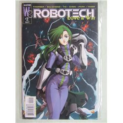 Robotech Love and War