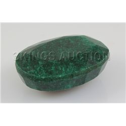 Natural 181.19CTW Emerald Beryl Loose Gemstone