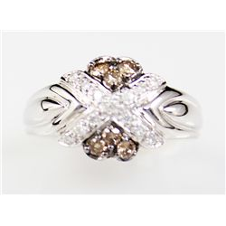 .33 ctw Diamond 14K Ring GLA
