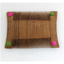 Hand Made 50+ year old Wodden Comb (Made in Israel/Egyp