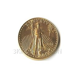 One-Tenth Ounce 1994 US American Gold Eagle Uncirculate