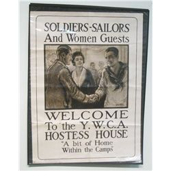 YWCA WWII Poster