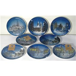 Commemorative Plates By Rosenthal
