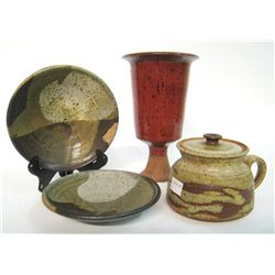 Gullucci Art Pottery