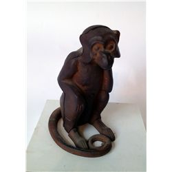 Cast Iron Monkey