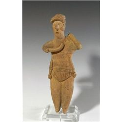 Another Colima Flat Male Figure