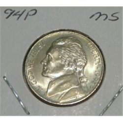 1994-P JEFFERSON NICKEL *RARE MS HIGH GRADE - NICE COIN*!!