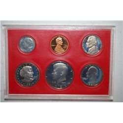 1981-S US Mint Proof Set; EST. $5-10