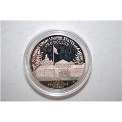 1994-P US Prisoner Of War Commemorative Silver $1 Proof; 90% Silver .76 Oz.; EST. $65-75
