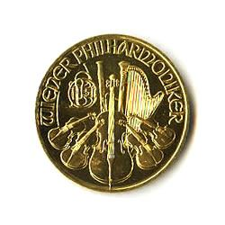 European Gold: Austrian Quarter Ounce Philharmonic Gold