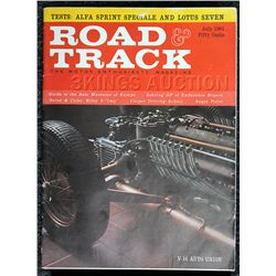 Road & Track (July 1961)