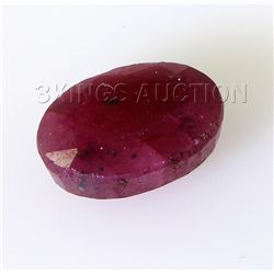 Natural African Ruby 5.31 ctw