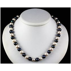 234.00ctw Philippines 8-9mm Freshwater Pearl Necklace