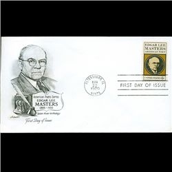 1970 US First Day Postal Cover (STM-2868)