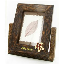 Sugarpalm Wood Photo Frame (DEC-819)