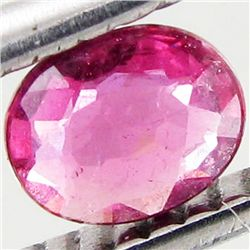 0.39ct Madagascar Pink Red Ruby Heated Only (GEM-20210)