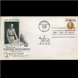 1960 US First Day Postal Cover (STM-2323)
