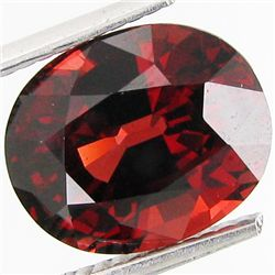 5.13ct Intense Red Garnet (GEM-17577)