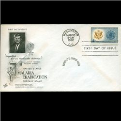 1962 US First Day Postal Cover (STM-2390)