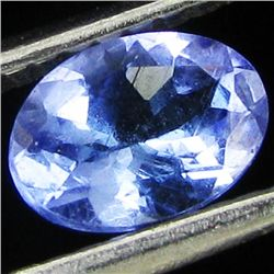 0.56ct Blue Purple Tanzanite Oval  (GEM-44200C)