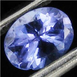 0.33ct Top Color Tanzanite Oval (GEM-38882)