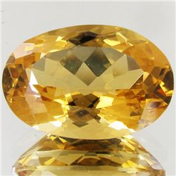 30.5ct Top Bahia Brazil Golden Citrine  (GEM-42724)
