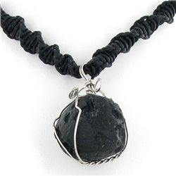 Tibet Tektite Bone Bead Choker Necklace (JEW-3227)