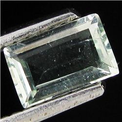 .44ct Sky Blue Santa Maria Aquamarine Octagon (GEM-33053)