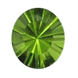 0.79 ct Beautiful Pakistan Peridot Green Round  (GMR-1061)