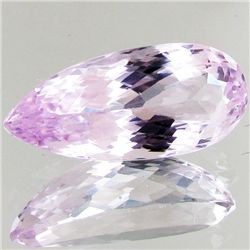 15.1ct Hot Pink Kunzite Pear (GEM-43332)