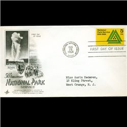 1966 US First Day Postal Cover (STM-2602)