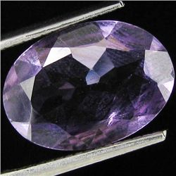 3.38ct Purple Amethyst Oval (GEM-39843)