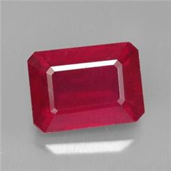 6.95ct Madagascar Red Ruby