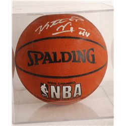 Official NBA Basketball Autographed by Keith Horn