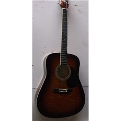 Montana 6 String Guitar like new with Case Very nice Condition