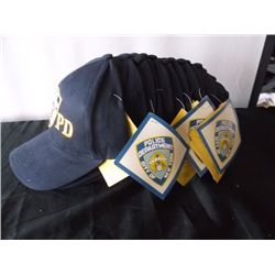 13 NYPD  Official Baseball Caps