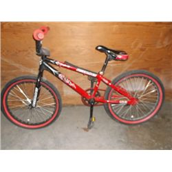 Redline red & black BMX Boys Bike