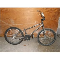 "Redline chrome BMX 20"" bike"