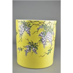 Chinese Dayazhai Porcelain Bi Tong Brush Pot