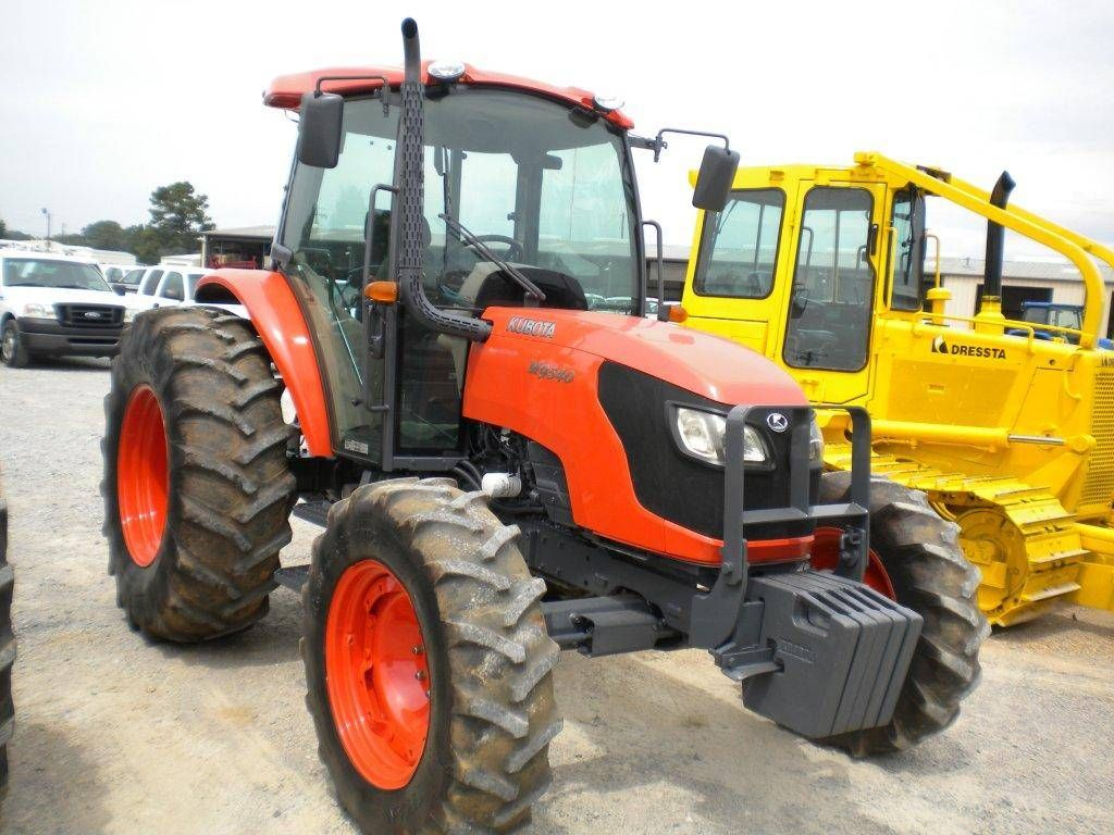 2009 kubota m9540 4x4 farm tractor. Black Bedroom Furniture Sets. Home Design Ideas